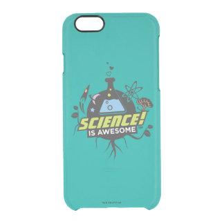 Capa Para iPhone 6/6S Transparente A ciência é impressionante