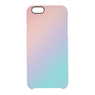 Capa Para iPhone 6/6S Transparente Arco-íris em nossa vida