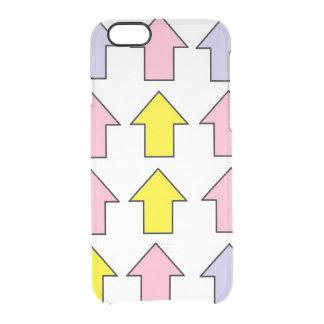 Capa Para iPhone 6/6S Transparente arte da caixa do defletor do iPhone 6/6s Clearly™