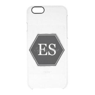Capa Para iPhone 6/6S Transparente Caso clássico de Iphone 6 do logotipo