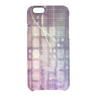 Capa Para iPhone 6/6S Transparente Conceito abstrato futurista na tecnologia