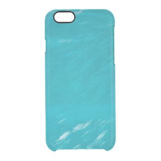 Capa Para iPhone 6/6S Transparente fundo da água do mar