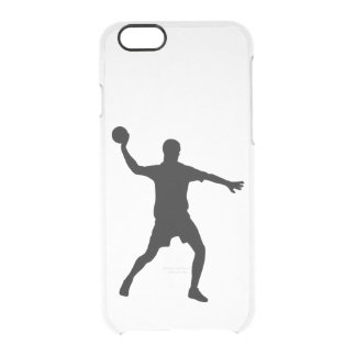 Capa Para iPhone 6/6S Transparente Handball