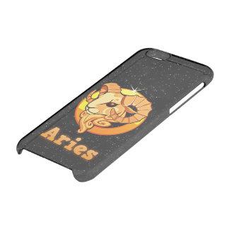 Capa Para iPhone 6/6S Transparente Ilustração do Aries