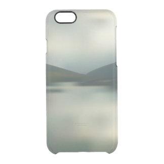 Capa Para iPhone 6/6S Transparente Lago nas montanhas