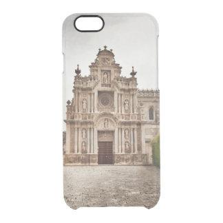 Capa Para iPhone 6/6S Transparente monastry cartuxo. espanha