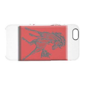 Capa Para iPhone 6/6S Transparente Mustang