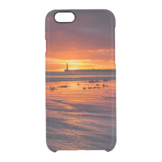 Capa Para iPhone 6/6S Transparente Nascer do sol no caso do iPhone 6 de Roker