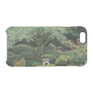 Capa Para iPhone 6/6S Transparente Serenidade em um jardim japonês