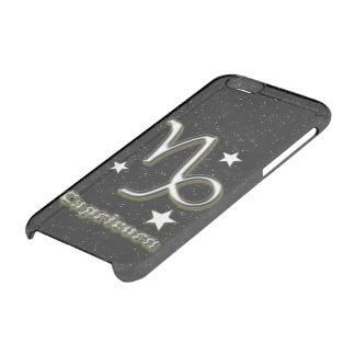Capa Para iPhone 6/6S Transparente Símbolo do Capricórnio