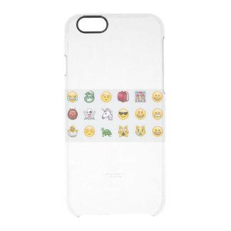 Capa Para iPhone 6/6S Transparente sorrisos
