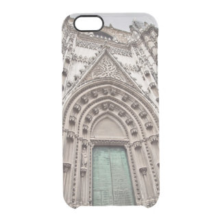 Capa Para iPhone 6/6S Transparente templo catolic da catedral. Sevillia. Espanha