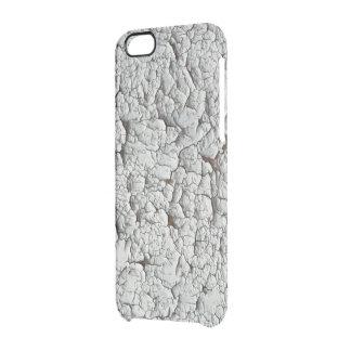 Capa Para iPhone 6/6S Transparente Textura de madeira