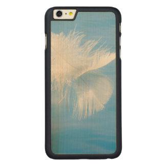 Capa Para iPhone 6 Plus De Bordo, Carved A pena branca reflete na água | Seabeck, WA