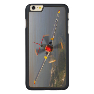 Capa Para iPhone 6 Plus De Bordo, Carved Aviões de lutador do mustang P-51