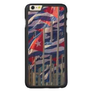 Capa Para iPhone 6 Plus De Bordo, Carved Bandeiras cubanas, Havana, Cuba