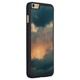 Capa Para iPhone 6 Plus De Bordo, Carved de volta à mostra adiantada