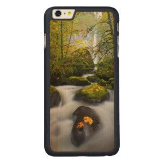 Capa Para iPhone 6 Plus De Bordo, Carved Desfiladeiro do bordo | Colômbia de Bigleaf da