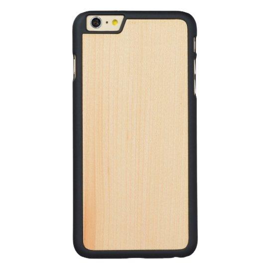 iPhone 6/6s Plus Slim Carvalho Wood Case