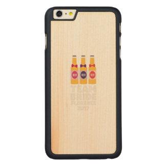 Capa Para iPhone 6 Plus De Bordo, Carved Noiva Florença da equipe 2017 Zhy7k