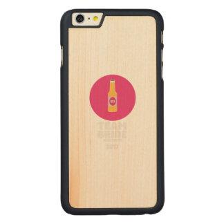 Capa Para iPhone 6 Plus De Bordo, Carved Noiva Vancôver da equipe Henparty 2017 Zkj6h