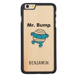 Capa Para iPhone 6 Plus De Bordo, Carved O Sr. Colisão do Sr. Homem | é um Clutz