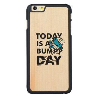 Capa Para iPhone 6 Plus De Bordo, Carved O Sr. Colisão | é hoje um dia instável