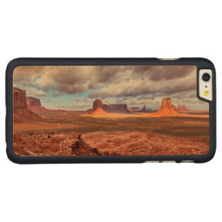 Capa Para iPhone 6 Plus De Bordo, Carved Paisagem do vale do monumento, AZ