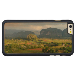 Capa Para iPhone 6 Plus De Bordo, Carved Paisagem panorâmico do vale, Cuba