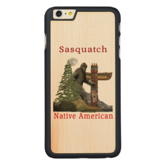 Capa Para iPhone 6 Plus De Bordo, Carved produtos do sasquatch