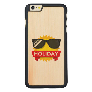Capa Para iPhone 6 Plus De Bordo, Carved Sol legal dos sunglass