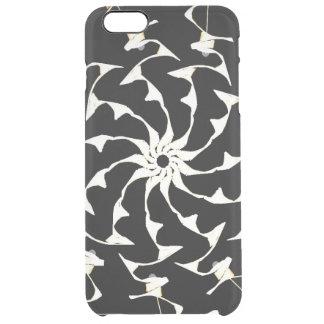 Capa Para iPhone 6 Plus Transparente A Flor Do Fim