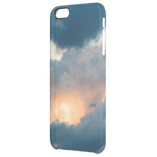 Capa Para iPhone 6 Plus Transparente de volta à mostra adiantada