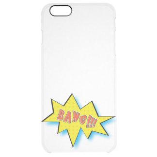 CAPA PARA iPhone 6 PLUS TRANSPARENTE GOLPE!!!