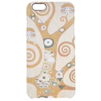 Capa Para iPhone 6 Plus Transparente Gustavo Klimt a árvore da arte Nouveau da vida