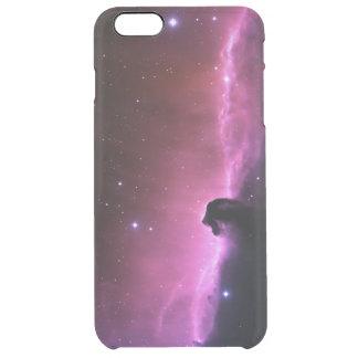 Capa Para iPhone 6 Plus Transparente Nebulosa de surpresa de Horsehead
