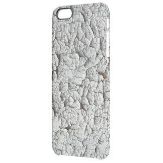 Capa Para iPhone 6 Plus Transparente Textura de madeira