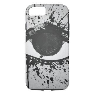 "Capa Para iPhone 8/7 - ""Inkeaceye"""