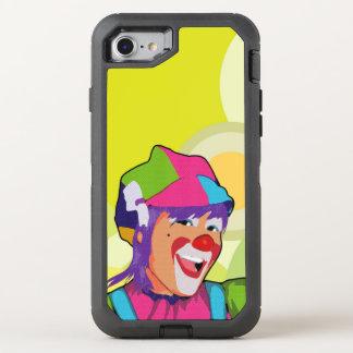 Capa Para iPhone 8/7 OtterBox Defender acrobata bonita