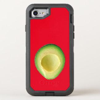 Capa Para iPhone 8/7 OtterBox Defender Amor vermelho 4Linda do abacate