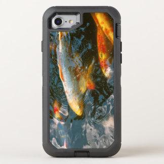 Capa Para iPhone 8/7 OtterBox Defender Animal - peixe - dê a boa fortuna