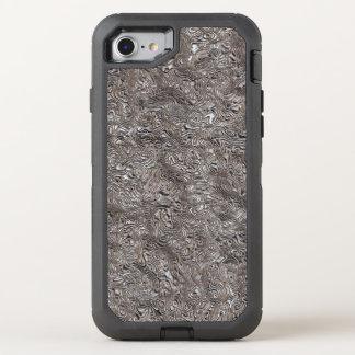 Capa Para iPhone 8/7 OtterBox Defender arte na moda 118A do metal