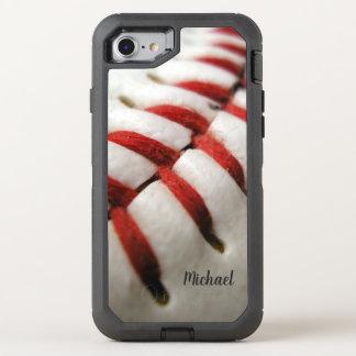 Capa Para iPhone 8/7 OtterBox Defender Bola do basebol