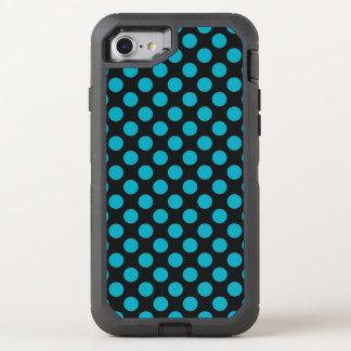 Capa Para iPhone 8/7 OtterBox Defender Bolinhas profundas do Aqua