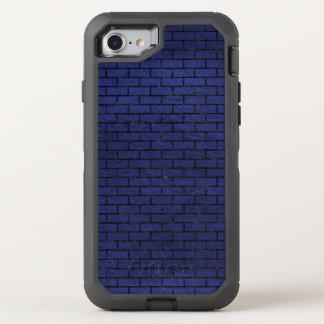 CAPA PARA iPhone 8/7 OtterBox DEFENDER BRK1 BK-MRBL BL-LTHR (R)