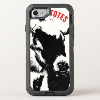 CAPA PARA iPhone 8/7 OtterBox DEFENDER CABRA DOS BOLSAS