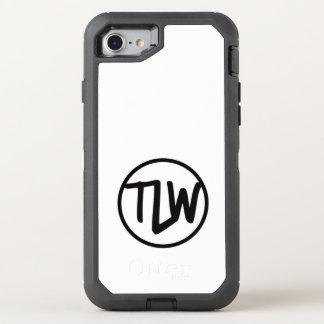 Capa Para iPhone 8/7 OtterBox Defender Caixa da caixa da lontra do logotipo de TLW