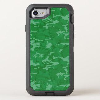 Capa Para iPhone 8/7 OtterBox Defender Camo verde
