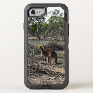 Capa Para iPhone 8/7 OtterBox Defender Canguru em Billabong, iPhone de Otterbox 7/8 de