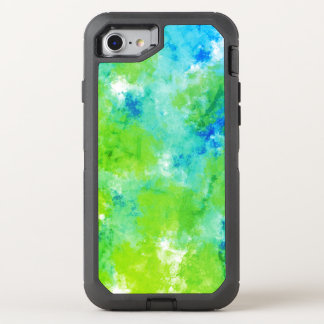 Capa Para iPhone 8/7 OtterBox Defender Caso de Otterbox do design do impressão da esponja
